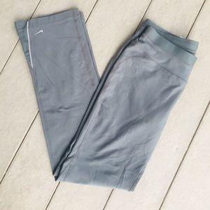 Nike Dri-Fit training pants.